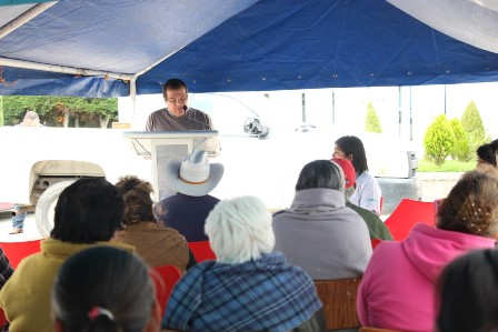 DIF de Huamantla atiende a 100 personas con problemas auditivos