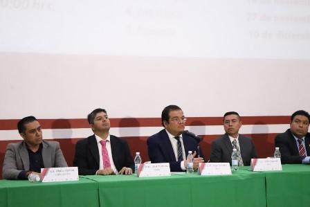 El uso de los recursos públicos es transparente en Huamantla: Alcalde