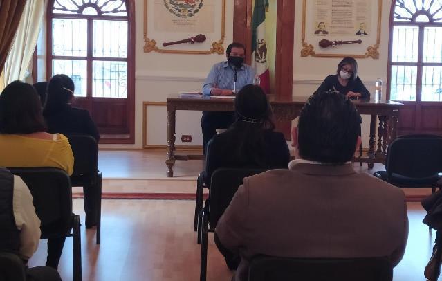 Llama alcalde de Huamantla a acatar medidas sanitarias contra COVID-19