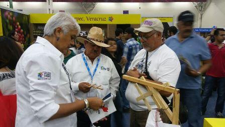 Huamantla presente en la 4ta Feria Nacional de Pueblos Mágicos
