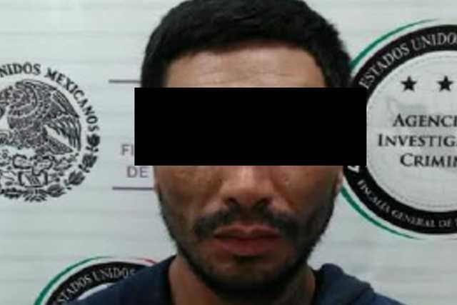 Reaprehende PFM a un hombre por delitos contra la salud