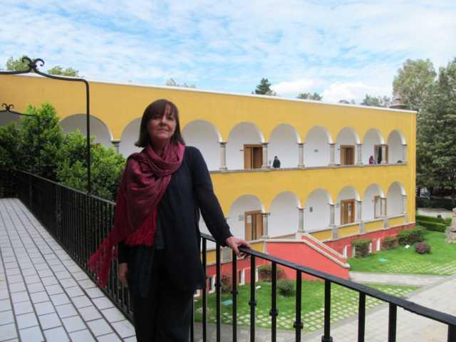 Designan a Helena Hernández Coordinadora de Programación Cultural, sede Tlaxcala