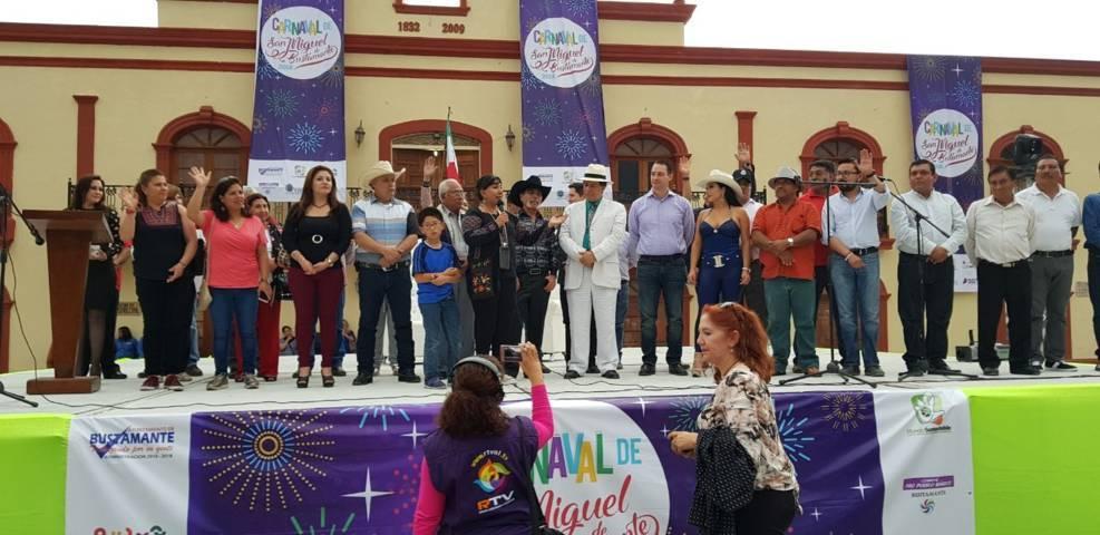 Ratifican hermanamiento municipios de Tlaxcala y Bustamante, Nuevo León