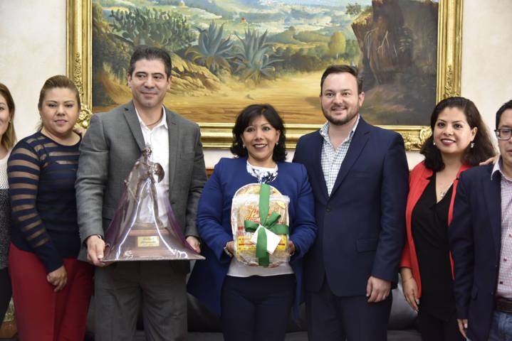 Concretan hermanamiento municipios de Tlaxcala y Guadalupe, Nuevo León