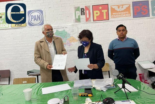 Gustavo Jiménez encabezará el próximo gobierno municipal de Chiautempan