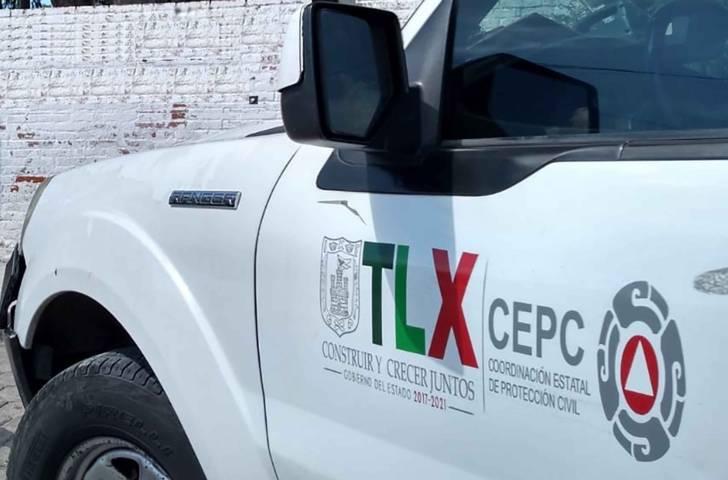 Activa CEPC protocolo de emergencia en Xaloztoc por polvorín
