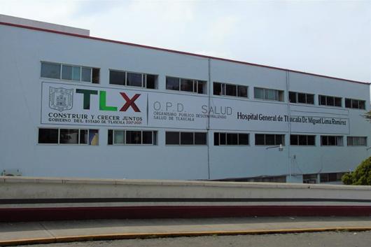 Tlaxcala tras dinero para rehabilitar infraestructura de salud