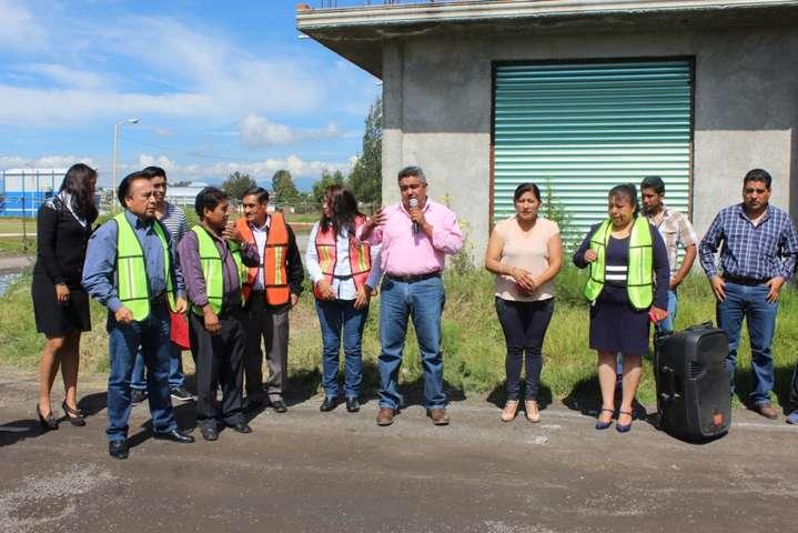 Alcalde le apuesta a la superación del municipio con más obras