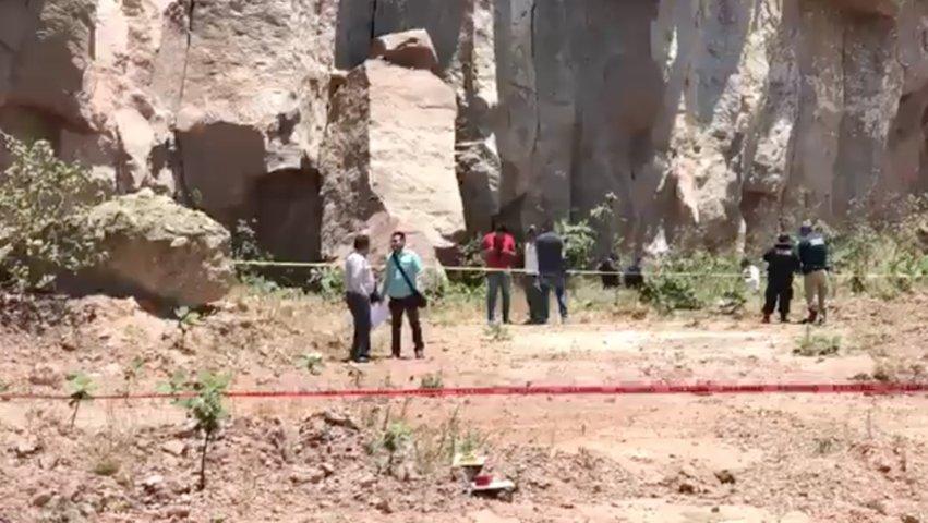 Hallan otro cuerpo sin vida, ahora en el municipio de Zacualpan