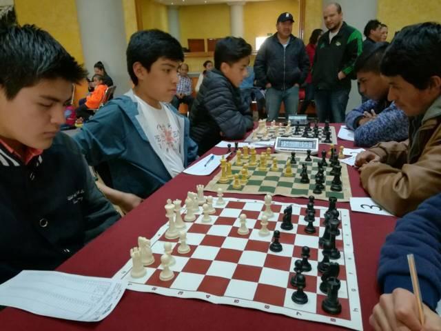 Definen al equipo de ajedrez rumbo al regional de Olimpiada