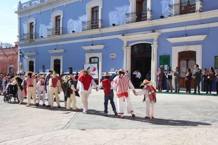 Jorge Sánchez reitera compromiso con personas con discapacidad