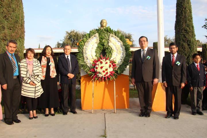 En Huamantla recordaron a Josefa Castelar a 170 años de la batalla del municipio