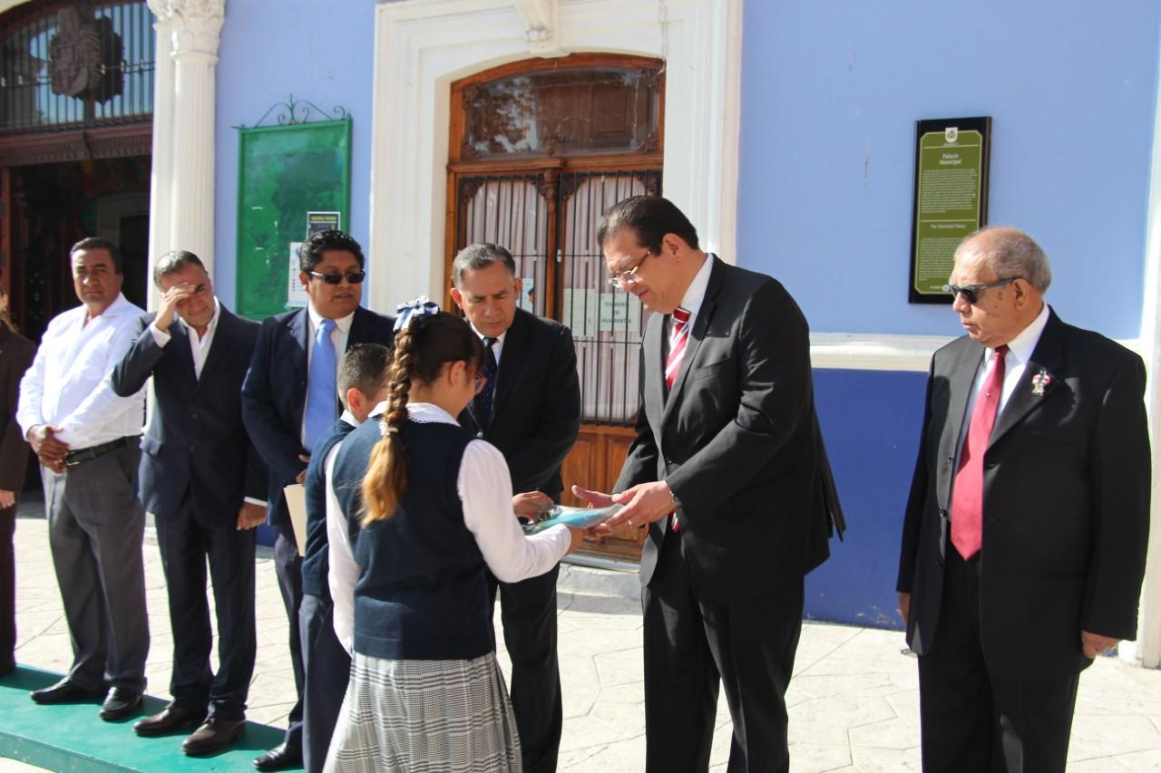 Ayto. de Huamantla ejercerá más de 3.5 mdp para mejorar comedores escolares