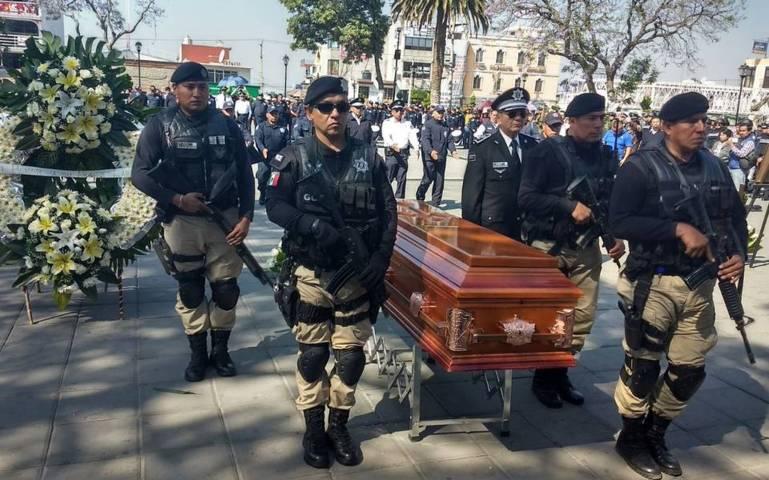 El crimen organizado ya intimidó a policías de Tlaxcala