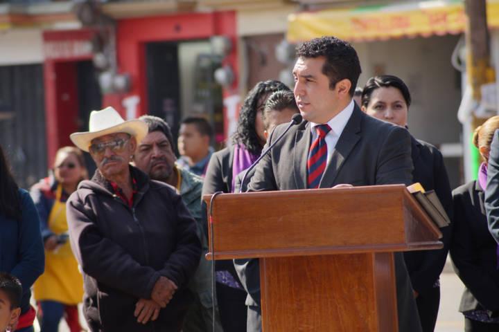 Juárez forjo los cimientos para que tengamos un país libre y con derechos: alcalde