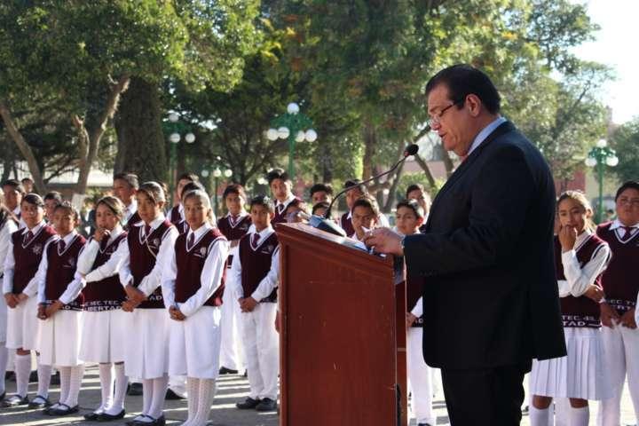 En Huamantla realizamos acciones para prevenir la obesidad en la niñez: JSJ