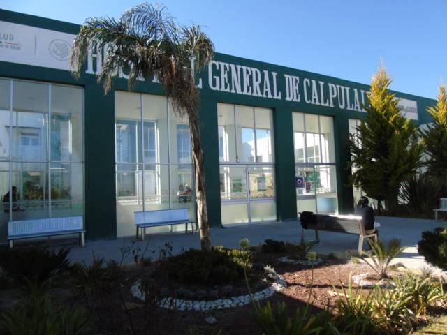 Amplía Hospital de Calpulalpan horarios de consultas