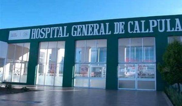 Aun no mueren y funerarias ofrecen servicios en Hospital General de Calpulalpan