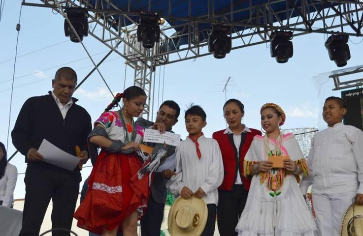 Primer concurso de Huapango Patrio fue un éxito: alcalde