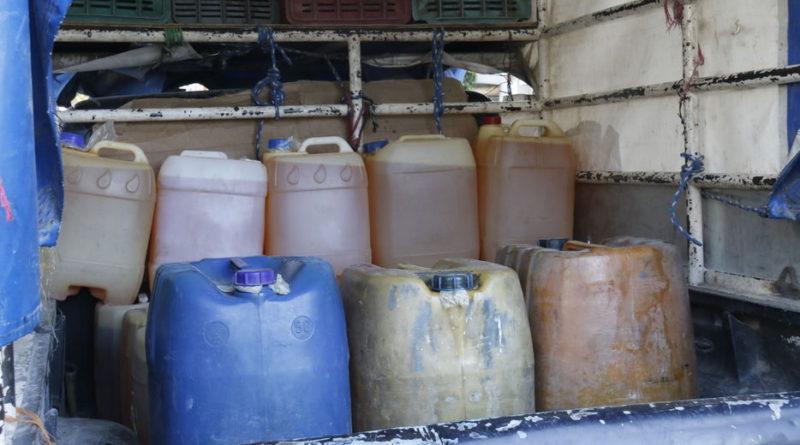Detienen a huchicolero en Tlaxco
