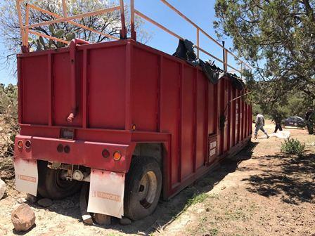 Detienen a huachicolero con 50 mil litros de combustible
