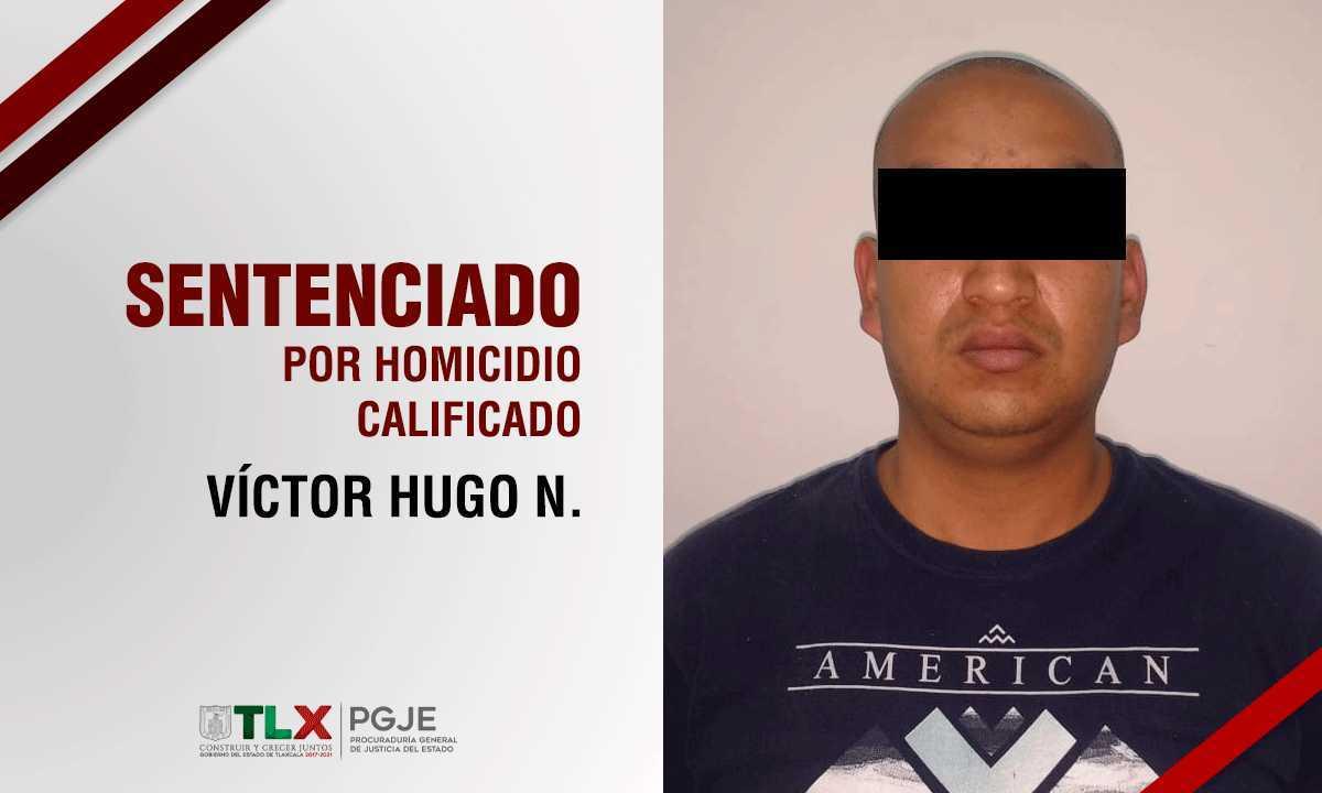 Mató a su padrastro con un cuchillo hace dos años en Tlaxco