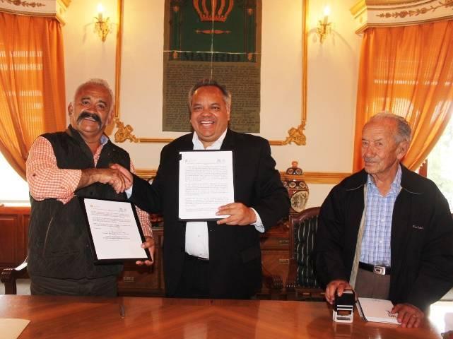 Huamantla estará presente en Uriangato por hermanamiento