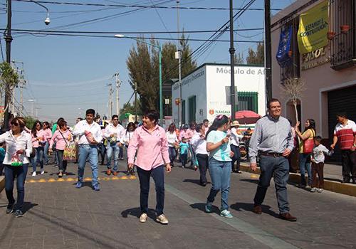 Un éxito los festejos del 30 de abril en Huamantla: alcalde