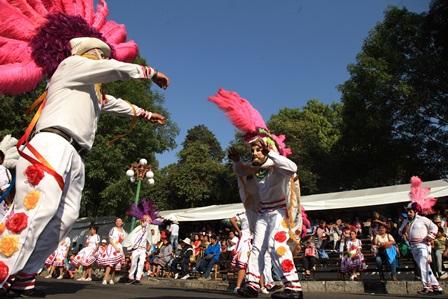 Listas 6 pistas para danzantes del Carnaval Tlaxcala 500 Años