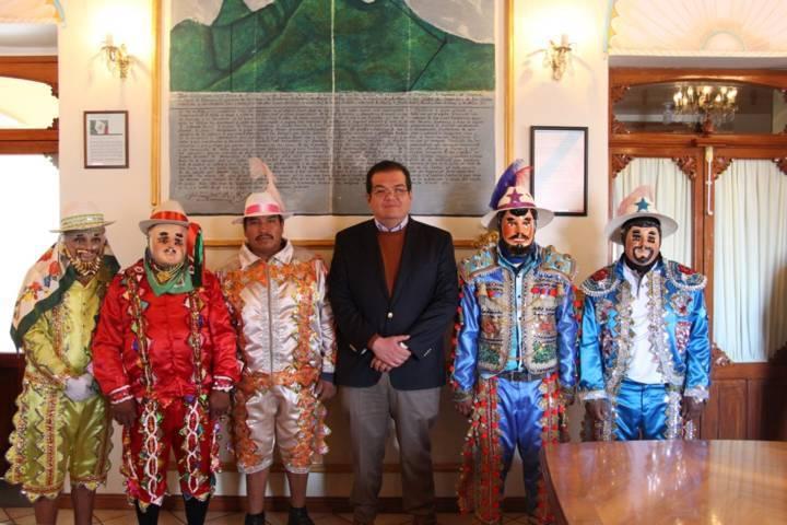 Apoyamos las tradicionales fiestas carnavalescas del municipio: alcalde
