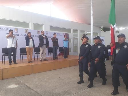 Alcalde Mendieta encabezó conmemoración estatal de la Cultura Indígena