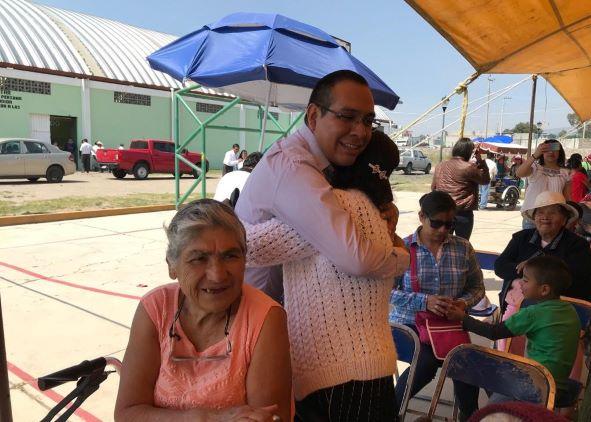 Celebra Caballero Yonca a las mamás de Ixtenco