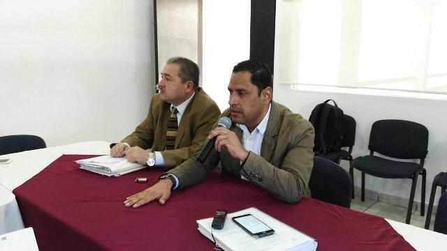 David Cabrera se autodefiende como legitimo presidente del IAIP