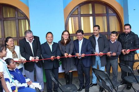 Inaugura IAIP Tlaxcala galería itinerante en Teolocholco