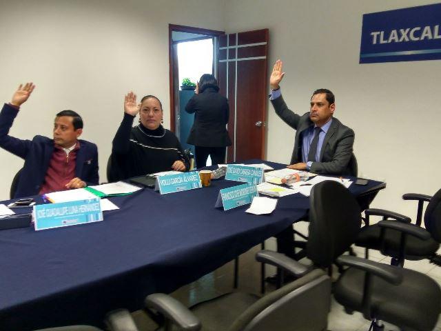 David Cabrera encabeza actos como presidente del IAIP
