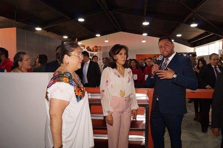 Inaugura Sandra Chávez sexto concurso gastronómico ICAT 2018