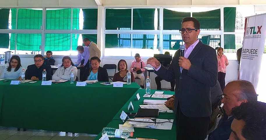 Fortalece Icatlax vinculación con el sector productivo de la región de Calpulalpan