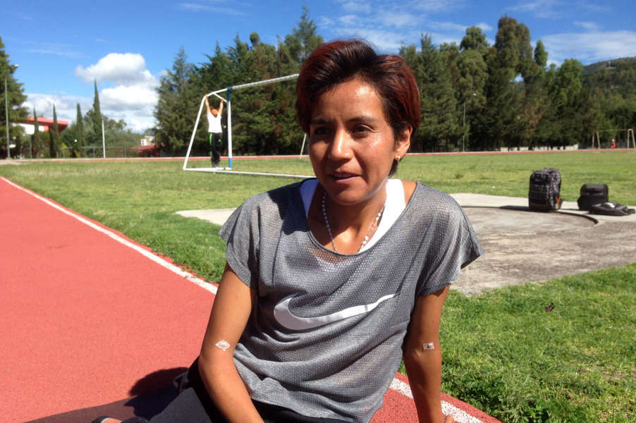 Lista Madaí Pérez para su participación en Juegos Olímpicos 2016
