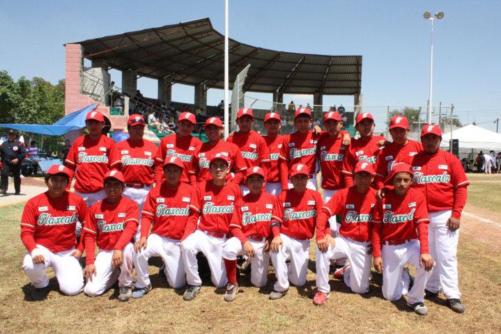 Tlaxcala, listo para recibir la Olimpiada Regional de Beisbol