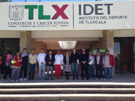 Conforman mesa directiva de Frontón en Tlaxcala