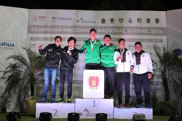 Obtiene tlaxcalteca Jesús Nava Águila medalla de oro en Nacional Juvenil 2019