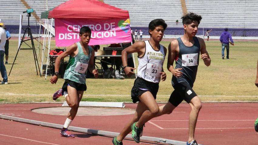 Participa Tlaxcala con delegación de 180 deportistas en Olimpiada y Nacional Juvenil