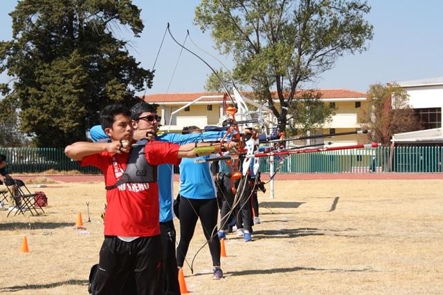 Participan 380 atletas en la etapa regional de Olimpiada