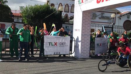 Participan 250 personas en paseo ciclista por la capital