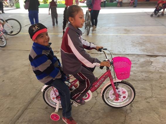 Organizan Idet y Xicohtzinco Reto Mix y Paseo ciclista