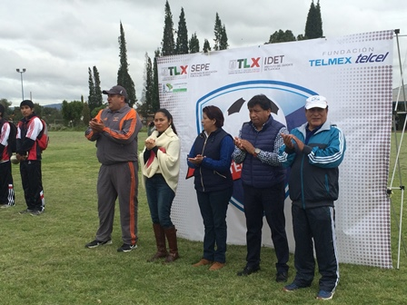 Comenzó la etapa estatal de Copa Telmex-Telcel de futbol