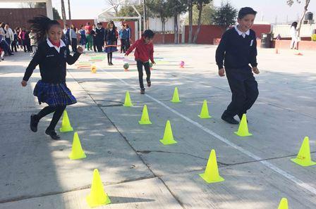 Alientan la práctica deportiva entre alumnos del nivel básico