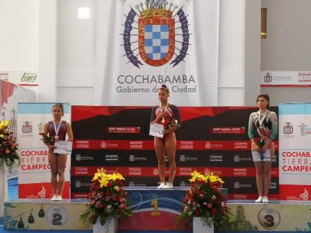 Carolina Peregrina obtiene plata en Panamericano Juvenil