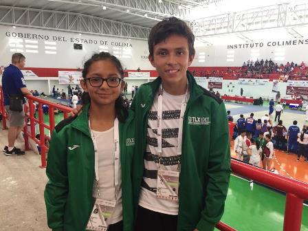 Logran Judokas 2 bronces para Tlaxcala en Olimpiada Nacional