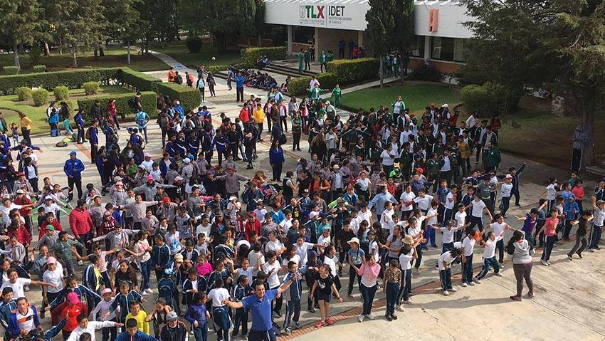 Participan más de 30 mil personas en el Día Del Desafío: IDET